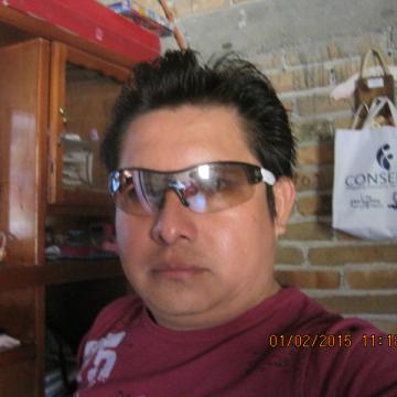 Jose Penagos, 36, Juchitan, Mexico