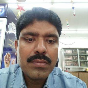 Dennis, 41, Kollam, India