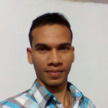 Jaime Cabarcas, 36, Barranquilla, Colombia