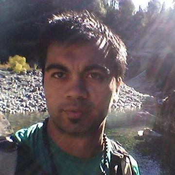 Cristian Villanueva, 27, Neuquen, Argentina