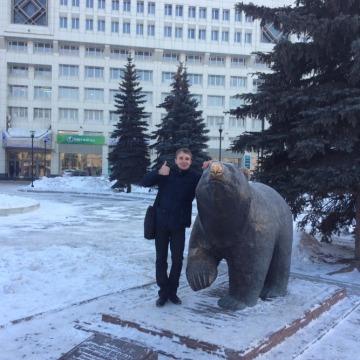 Dinar, 27, Ufa, Russia