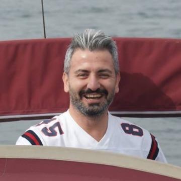Main Man, 43, Istanbul, Turkey