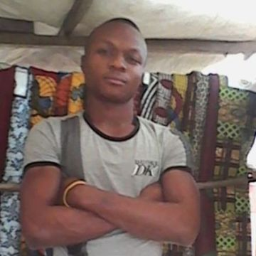 Emanuel Brutus , 21, Monrovia, United States