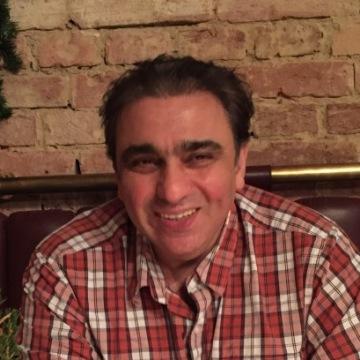 VEDAT, 46, Istanbul, Turkey