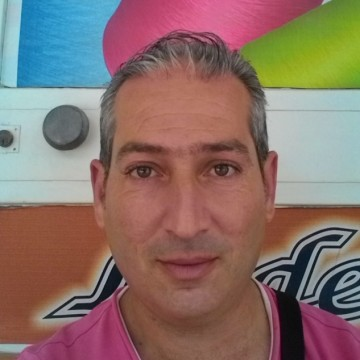 TC Nezih Hüner, 44, Izmir, Turkey
