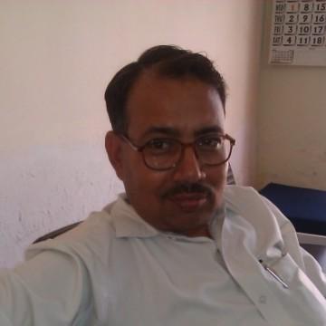 Suresh K Bhati, 50, Delhi, India