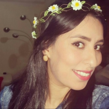 Myriam Ammar, 27, Dubai, United Arab Emirates