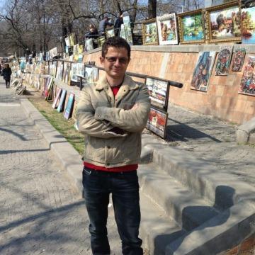 Halil, 38, Antalya, Turkey