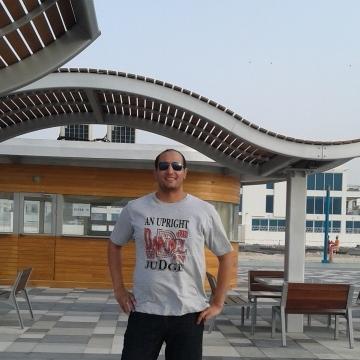 Farouk Ismail, 38, Sharjah, United Arab Emirates