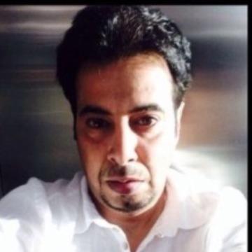 Abdull, 42, Amsterdam, Netherlands