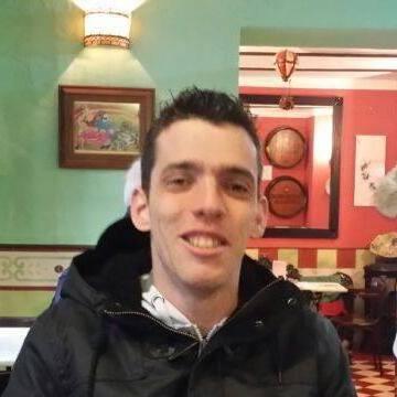 Jose Antonio Soto Diez, 34, Malaga, Spain