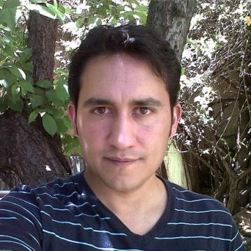 Noé González, 38, Zacatecas, Mexico