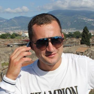 Giovanni Montefusco, 30, Napoli, Italy