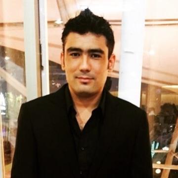 Idrees Ali, 30, Tangerang, Indonesia