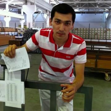 Yusupbekov Nodirbek, 30, Tashkent, Uzbekistan