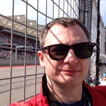 Mark Turrell, 46, Berlin, Germany