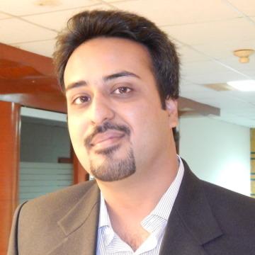 Umair Sabir, 30, Islamabad, Pakistan