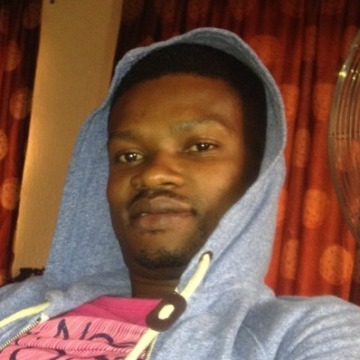 Folalu Peter, 34, Abeokuta, Nigeria
