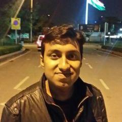 Amit Cumar, 33, New Delhi, India