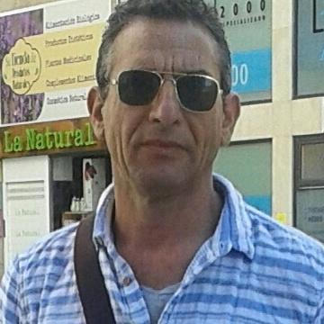 Abderr Akram, 48, Santander, Spain
