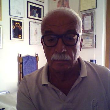 MAURO LEONETTI, 75, Firenze, Italy