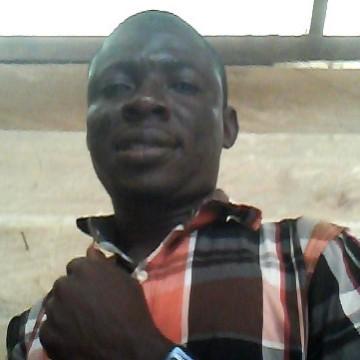 Bright Kwablah Tetteh, 34, Accra, Ghana