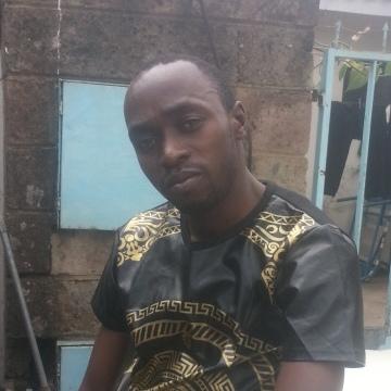 wesley, 31, Nairobi, Kenya