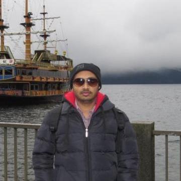 Shashank Kumar, 31, Tokyo, Japan