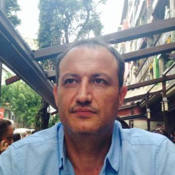 Mustafa, 41, Ankara, Turkey