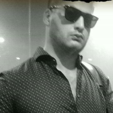 Sofian Kanawaty, 33, Dubai, United Arab Emirates