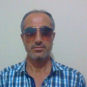 Yakup Yurtsever, 44, Istanbul, Turkey
