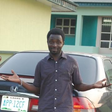 deji, 33, Ibadan, Nigeria