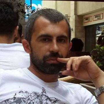 Serkan, 30, Ankara, Turkey