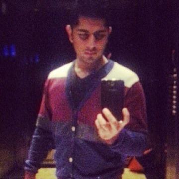 Hamza Bhoy, 29, Dubai, United Arab Emirates