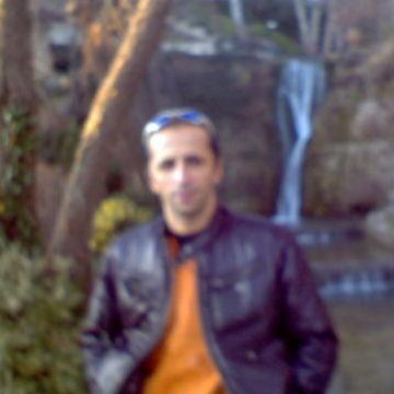 Mehmet Deniz, 44, Istanbul, Turkey