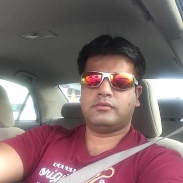 Syed Fayaz Shah, 29, Dubai, United Arab Emirates