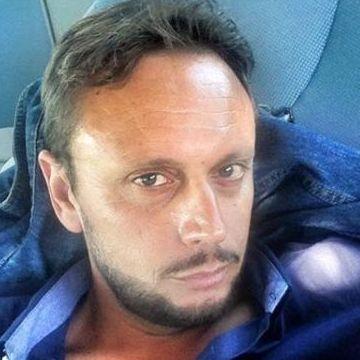 Roberto Moretti, 43, Rome, Italy