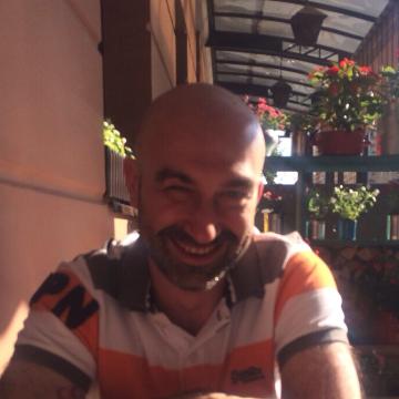 mete, 42, Istanbul, Turkey