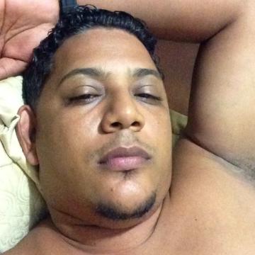 Manuel Peralta , 37, Santiago, Dominican Republic