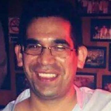 Ugo Garzia, 34, Guadalajara, Mexico