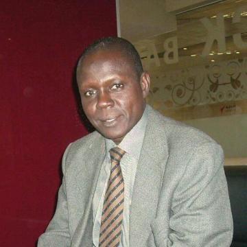 Bashir Abubakar, 41, Kaduna, Nigeria