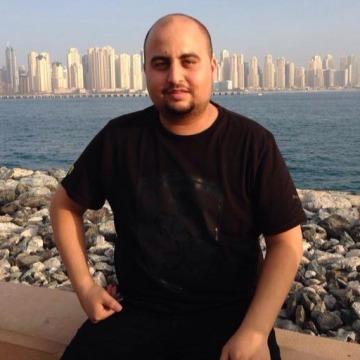 Fouad Al Hares, 30, Dubai, United Arab Emirates