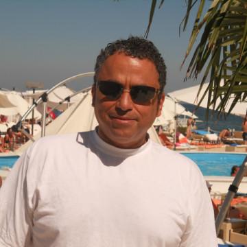 wafik gamal, 41, Cairo, Egypt
