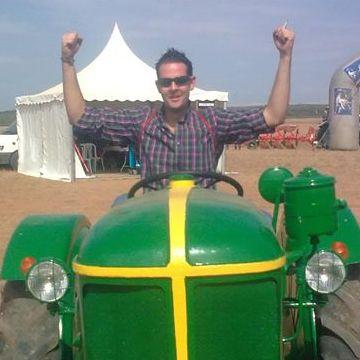 Martin Campos, 36, Ubeda, Spain