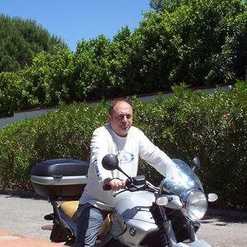 Davide Zanni, 50, Pontedera, Italy