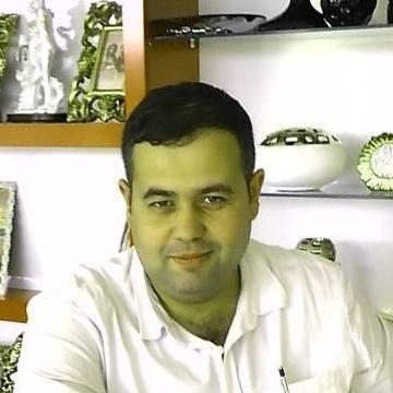 Zafer Erten, 32, Alanya, Turkey