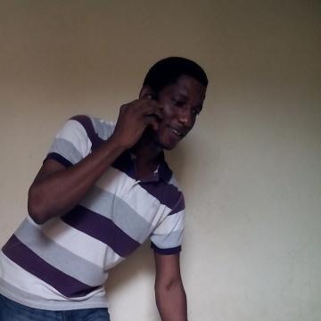 Babalola Femi, 33, Lagos, Nigeria