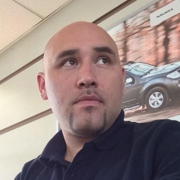 Humberto Sánchez, 36, Santiago, Chile