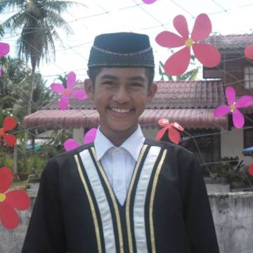 Irfan, 20, Thai Mueang, Thailand