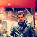 Qais Aljaber, 27, Amman, Jordan